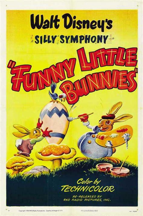 Funny Little Bunnies Movie Posters From Movie Poster Shop