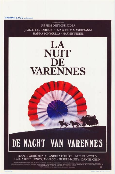 That Night in Varennes Movie Posters From Movie Poster Shop