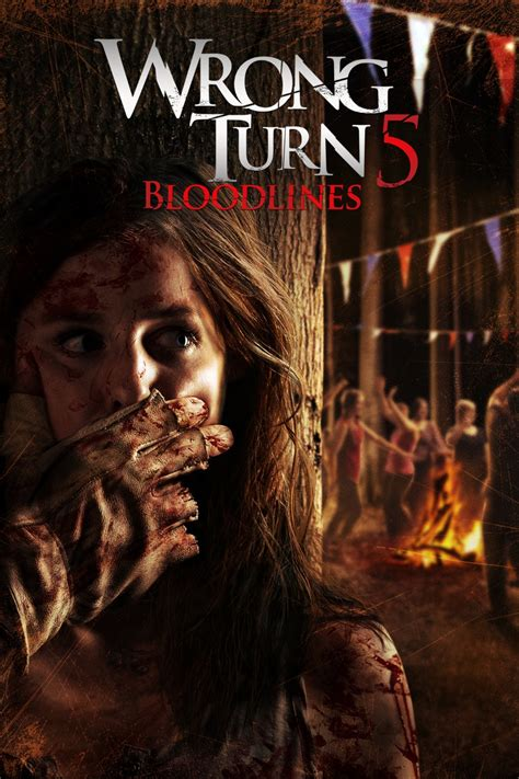 Wrong Turn 5: Bloodlines (2012) | Cinemorgue Wiki | FANDOM ...