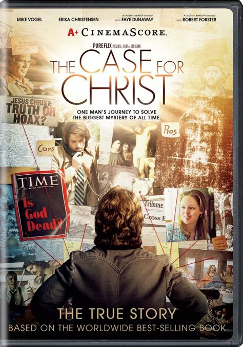 The Case for Christ DVD Release Date August 15, 2017
