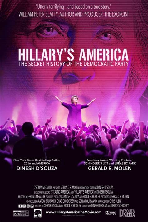 Hillary's America: The Secret History of the Democratic ...