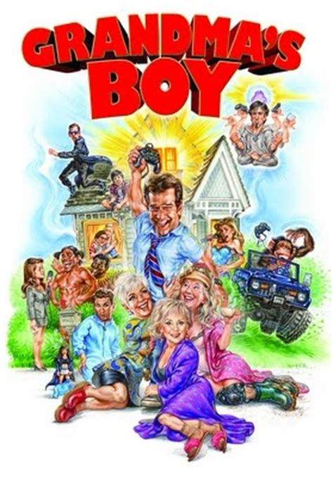 Grandma's Boy - YouTube
