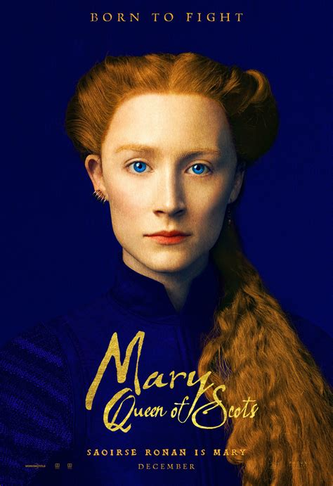 Mary Queen of Scots DVD Release Date February 26, 2019