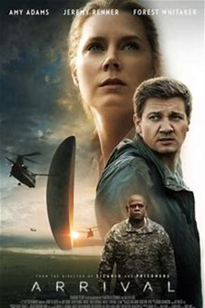 Arrival Science fiction