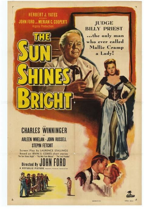 The Sun Shines Bright Movie Posters From Movie Poster Shop