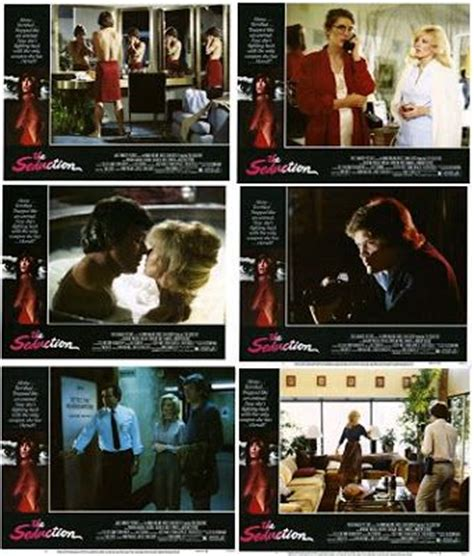 The Seduction (1982) Morgan Fairchild, Michael Sarrazin ...