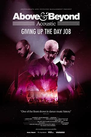 Above and Beyond Acoustic: Giving Up The Day Job