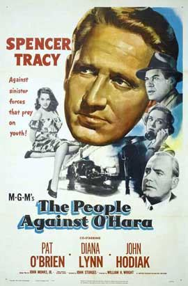 People Against O'Hara Movie Posters From Movie Poster Shop