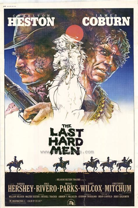Last Hard Men Movie Posters From Movie Poster Shop