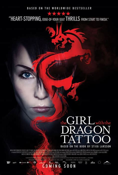 The Girl With The Dragon Tattoo: The Movie (2009) | Ripple ...