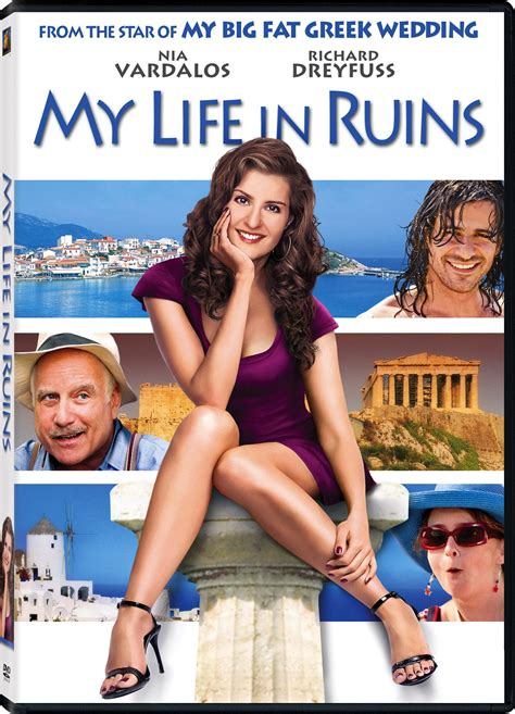 My Life in Ruins DVD Release Date October 6, 2009