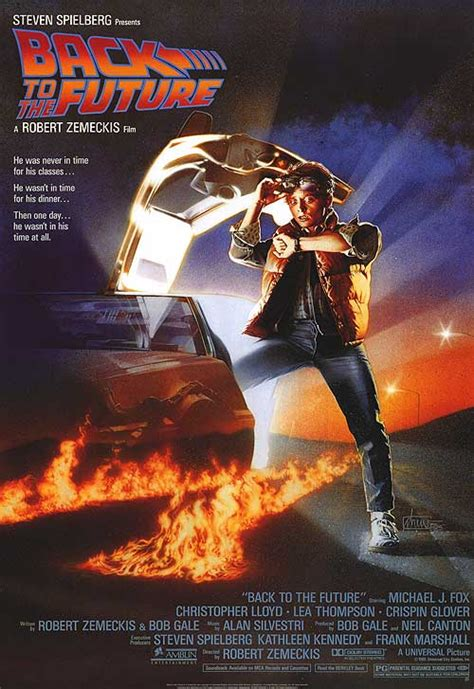 Back to the Future (1985) | Scopophilia