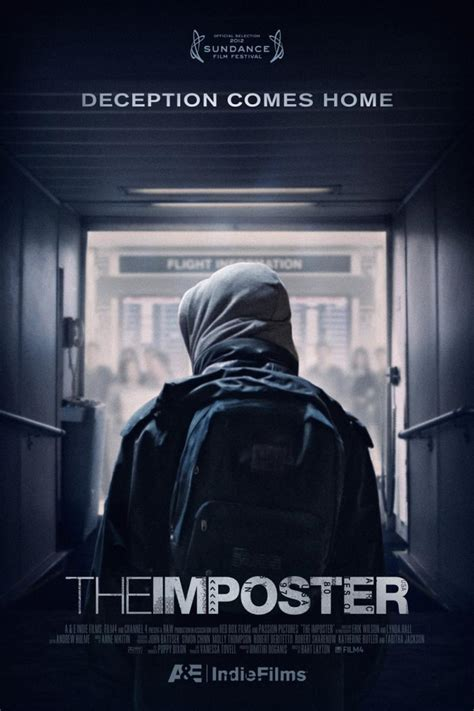 The Imposter (2012) - FilmAffinity