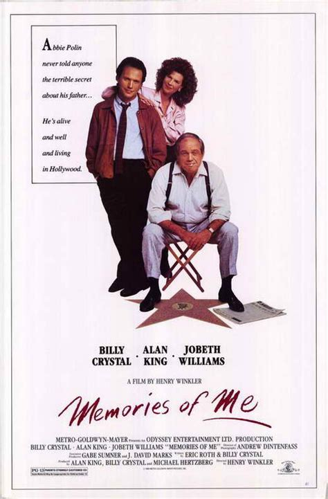 Memories of Me Movie Posters From Movie Poster Shop