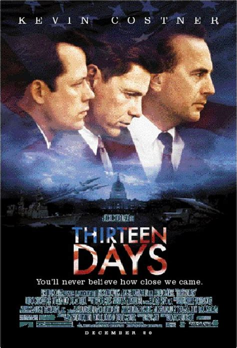 Thirteen Days (2000) - IMDb