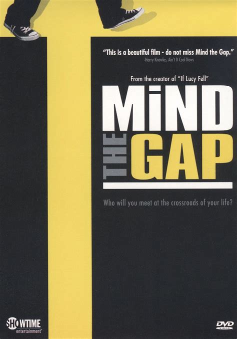 Mind The Gap Movie Trailer, Reviews and More | TV Guide