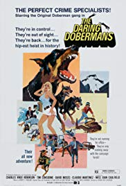 The Daring Dobermans