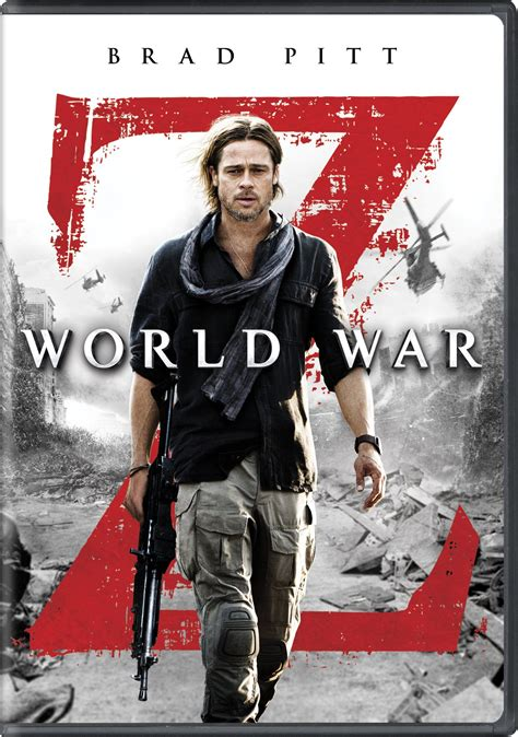 World War Z DVD Release Date September 17, 2013