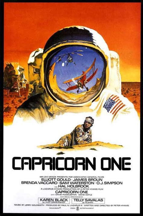 Capricorn One Movie Posters From Movie Poster Shop