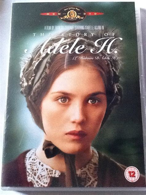 The Story of Adèle H. [UK Official DVD] [1977] - Review/Buy