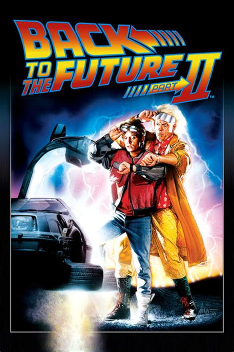 Back to the Future Part II Movie Review (1989) | Roger Ebert