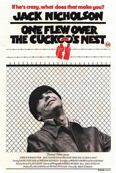 Film Review: One Flew Over The Cuckoo's Nest (1975) | HNN