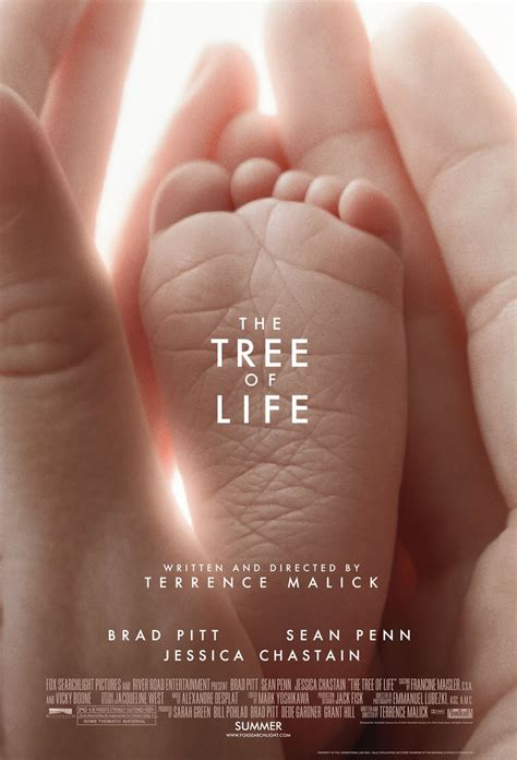 Movie Cover's: The Tree of Life (2011)
