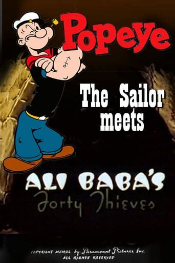 Popeye the Sailor Meets Ali Baba's Forty Thieves (1937 ...