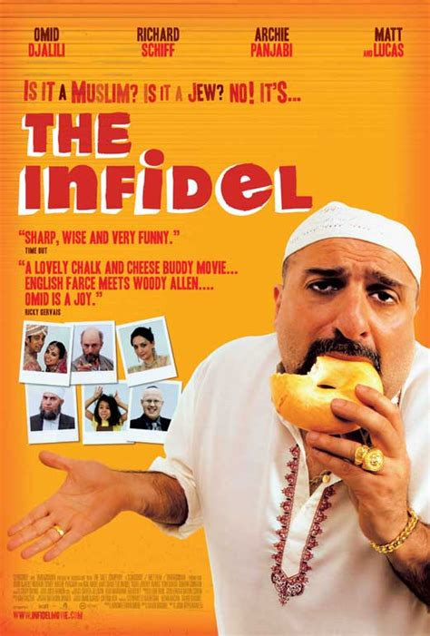 The Infidel Movie Posters From Movie Poster Shop