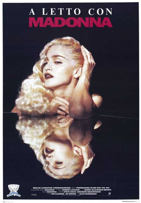 Madonna Truth or Dare Movie Posters From Movie Poster Shop