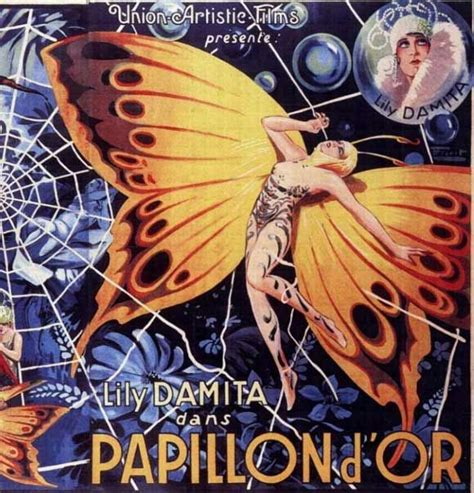 theloudestvoice: Poster for The Golden Butterfly, 1926 ...