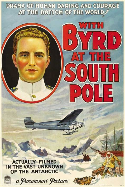 With Byrd at the South Pole Movie Posters From Movie ...