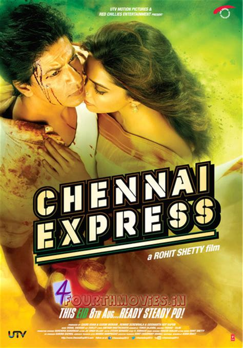 Chennai Express Movie Review & Film Summary (2013) | Roger ...