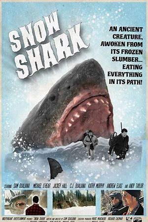 Film Review: Snow Shark: Ancient Snow Beast