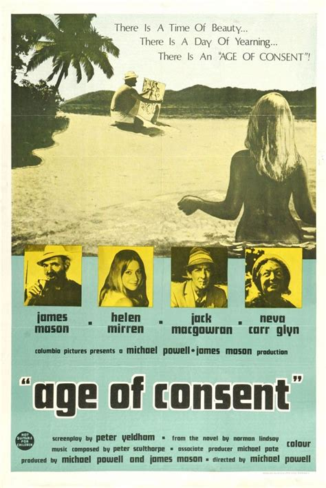 Age of Consent (1969) - MovieMeter.nl