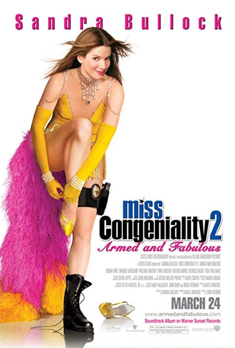 Pictures & Photos from Miss Congeniality 2: Armed and ...