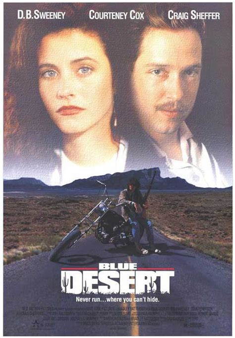 Blue Desert Movie Posters From Movie Poster Shop