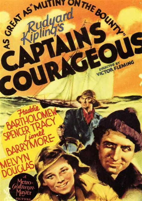 Captains Courageous Movie Posters From Movie Poster Shop