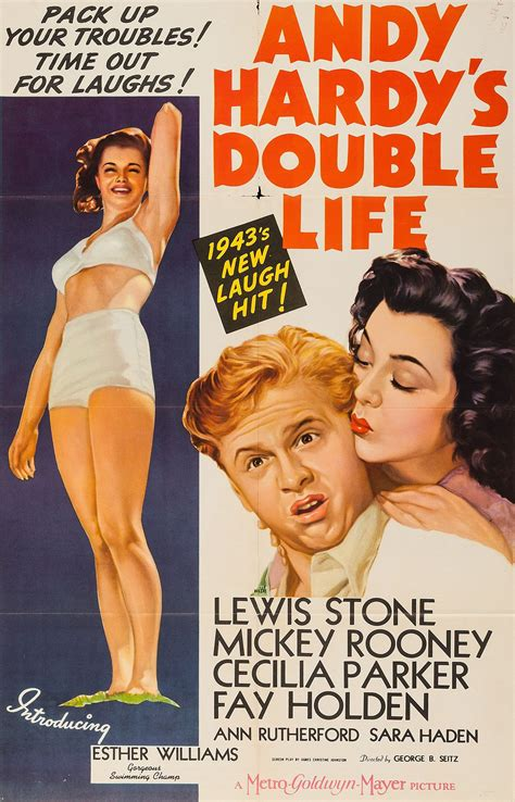 Andy Hardy's Double Life (1942) - Posters — The Movie ...