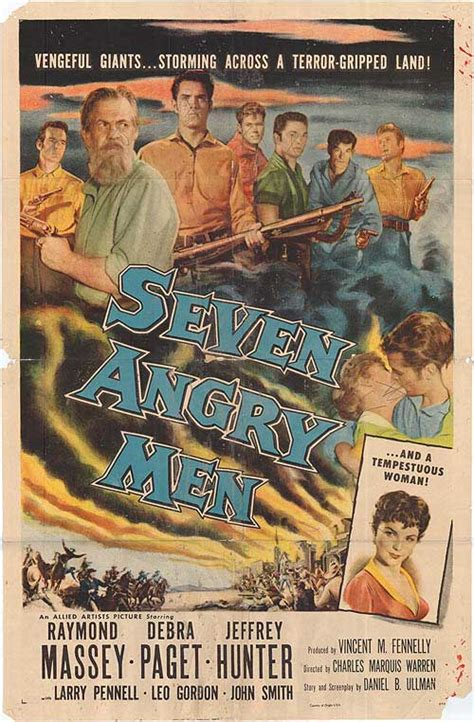 Seven Angry Men movie posters at movie poster warehouse ...