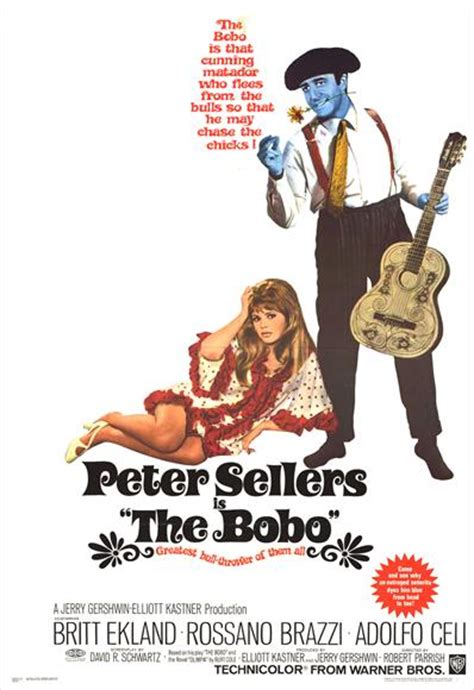 Bobo Movie Posters From Movie Poster Shop