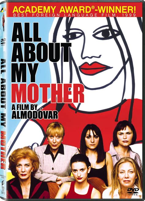 All About My Mother DVD Release Date