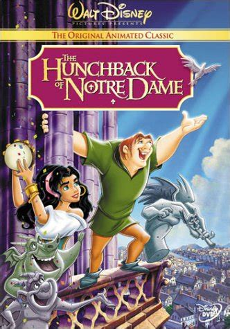 Hunchback Of Notre Dame DVD covers – Movie Press Packs