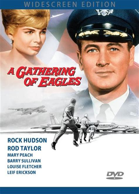 A Gathering of Eagles (1963) DVD – Movie-O-Zone
