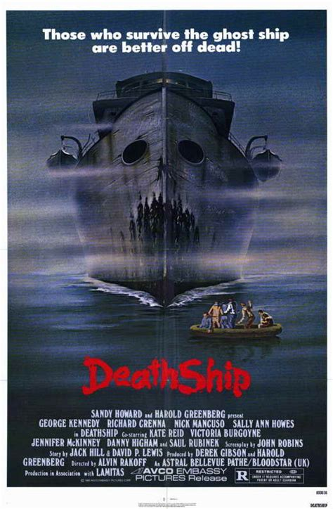 Death Ship Movie Posters From Movie Poster Shop