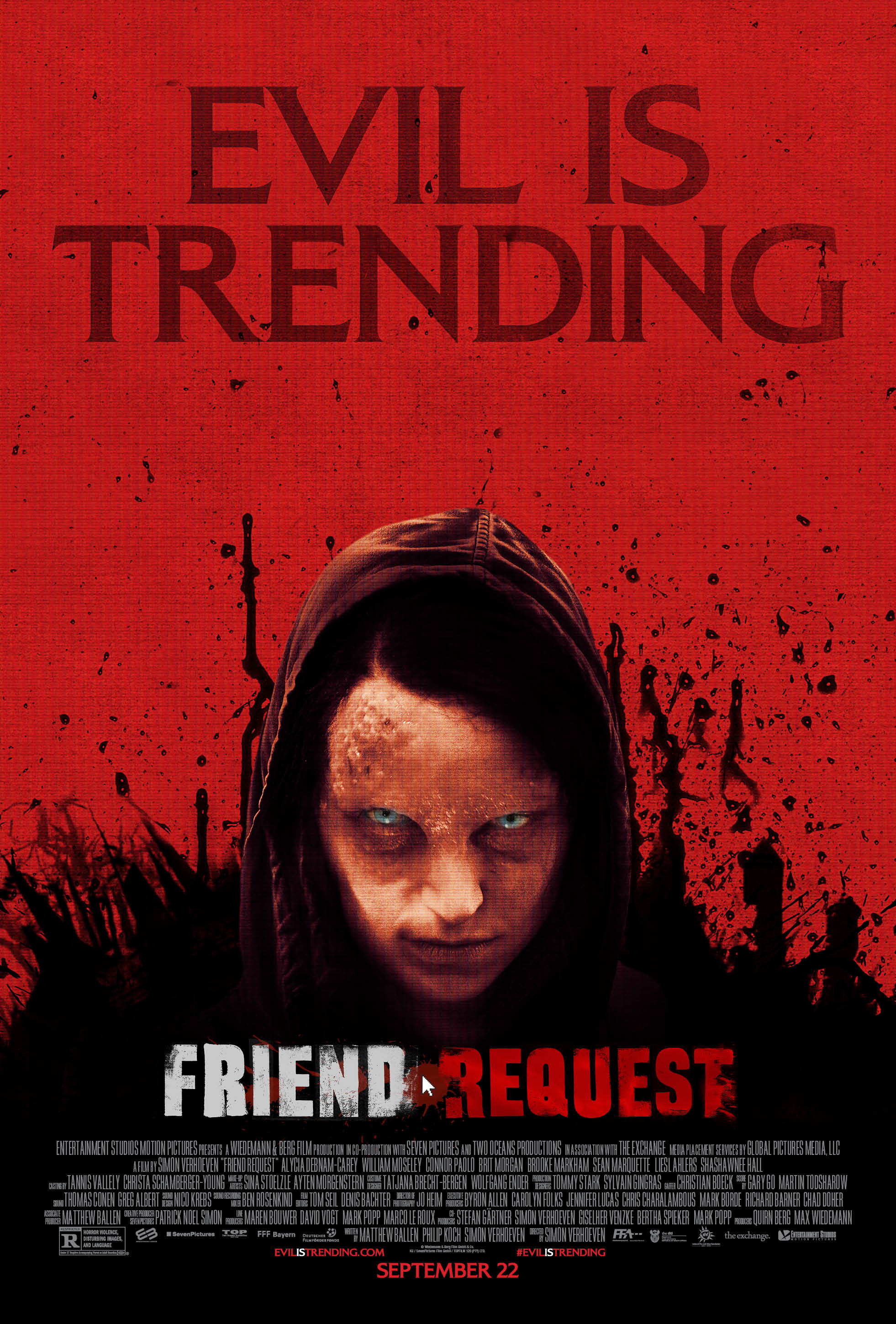 Friend Request [2016]