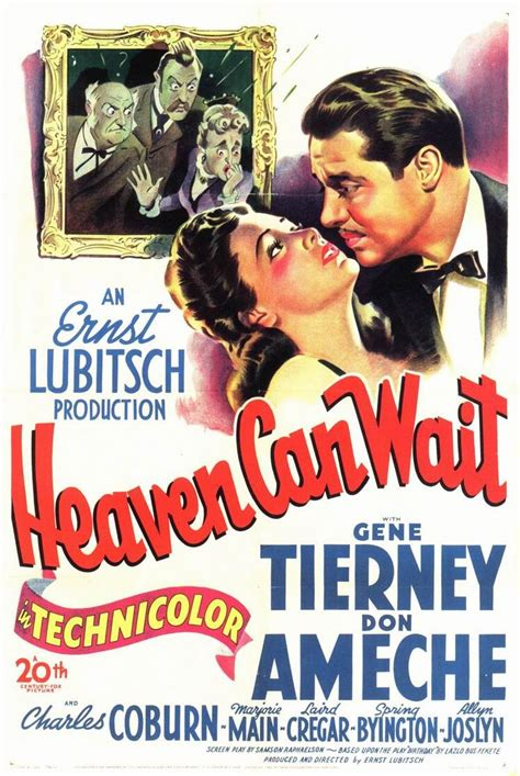 Heaven Can Wait (1943) | The Hollywood Revue