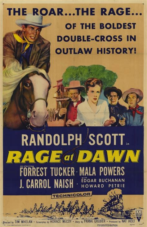 Rage at Dawn Movie Posters From Movie Poster Shop