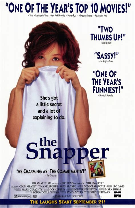 The Snapper Movie Posters From Movie Poster Shop