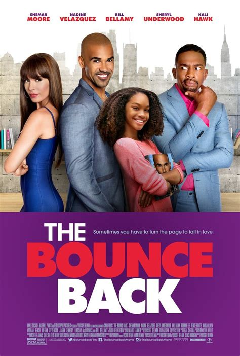The Bounce Back DVD Release Date April 4, 2017